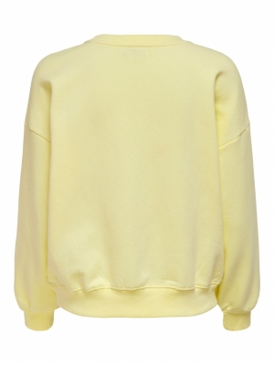 WANTED PASTEL YELLOW